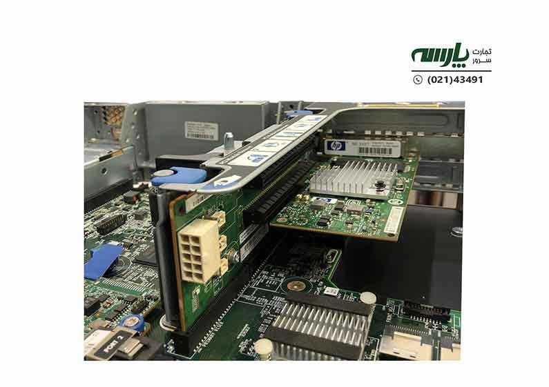 کارت شبکه سرور HP