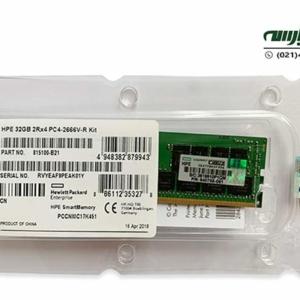 رم سرور HP 32GB 2666