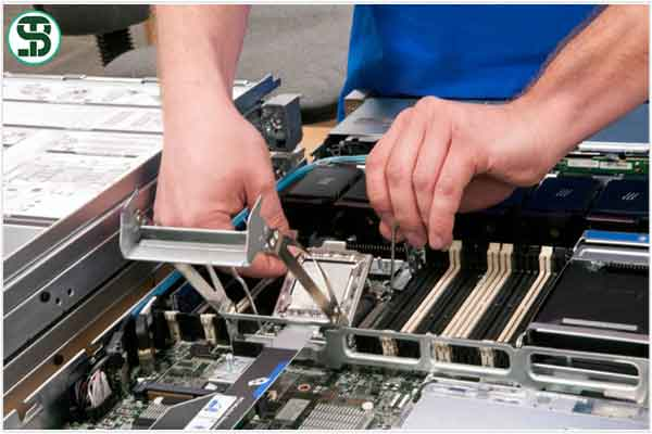 تعمیر سرور HP