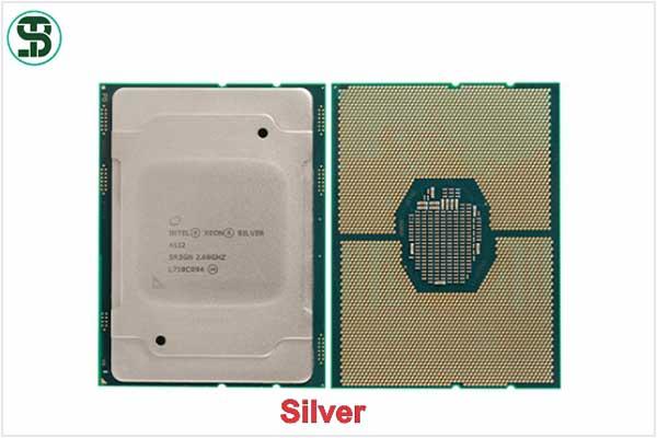 سری سیلور پردازنده های Scalable