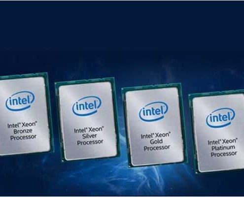 پردازنده های Scalable