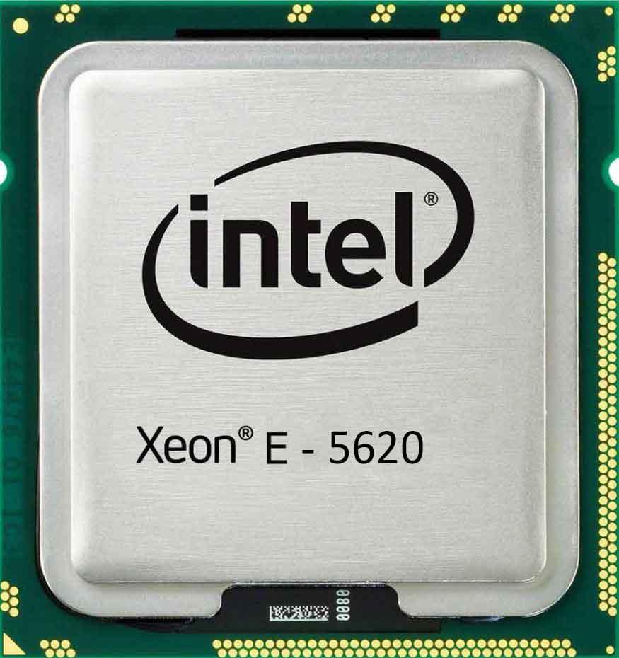 پردازنده سرور Intel Xeon E5620